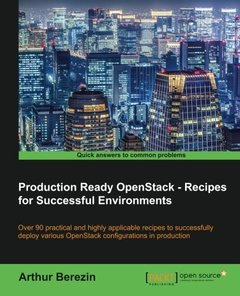 Production Ready OpenStack - Recipes for Successful Environments-cover