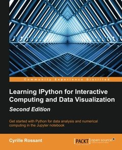 Learning IPython for Interactive Computing and Data Visualization,  2/e(Paperback)-cover