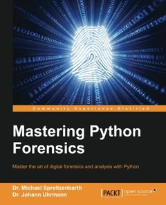 Mastering Python Forensics-cover