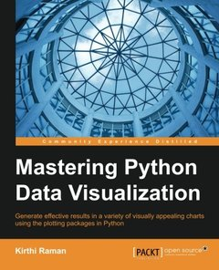 Mastering Python Data Visualization-cover