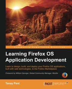 Learning Firefox OS Application Development-cover