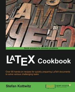 LaTeX Cookbook-cover