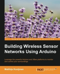Building Wireless Sensor Networks Using Arduino-cover