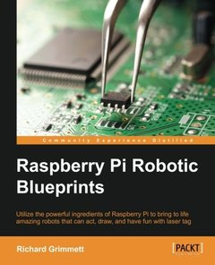 Raspberry Pi Robotic Blueprints-cover