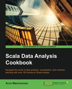 Scala Data Analysis Cookbook-cover