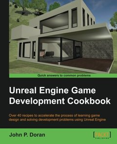 Unreal Engine Game Development Cookbook-cover