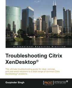 Troubleshooting Citrix XenDesktop-cover