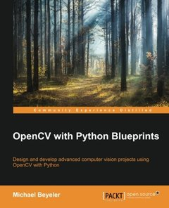 OpenCV with Python Blueprints(Paperback)-cover