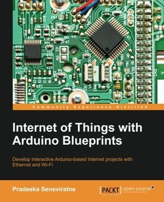 Internet of Things with Arduino Blueprints-cover