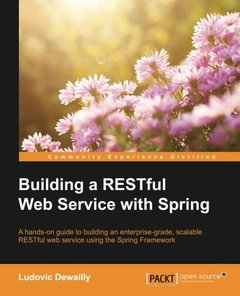 Building a RESTful Web Service with Spring-cover