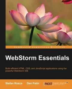 WebStorm Essentials-cover