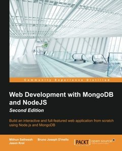 Web Development with MongoDB and NodeJS-cover