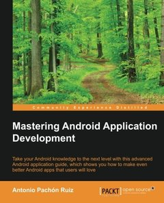 Mastering Android Application Development(Paperback)-cover