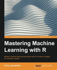 Mastering Machine Learning with R-cover