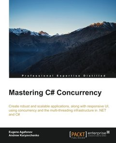 Mastering C# Concurrency-cover