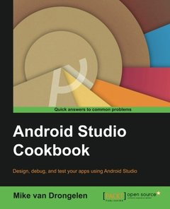 Android Studio Cookbook-cover