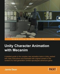 Unity Character Animation with Mecanim-cover