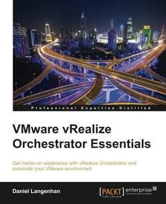 VMware vRealize Orchestrator Essentials-cover