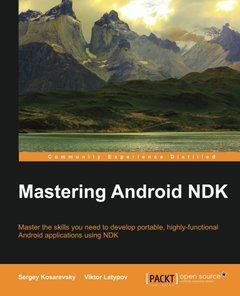 Mastering Android NDK (Paperback)-cover