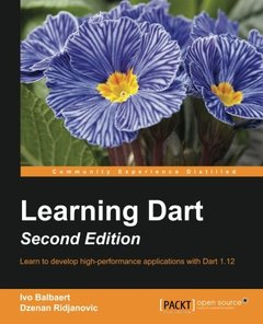 Learning Dart,  2/e(Paperback)-cover