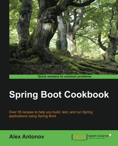 Spring Boot Cookbook-cover