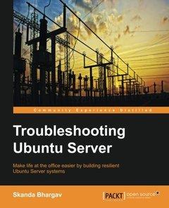 Troubleshooting Ubuntu Server-cover