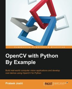 OpenCV with Python By Example(Paperback)-cover