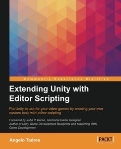 Extending Unity with Editor Scripting-cover