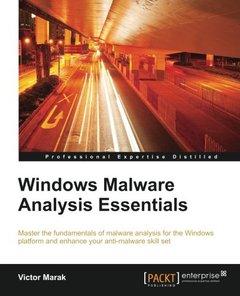 Windows Malware Analysis Essentials-cover