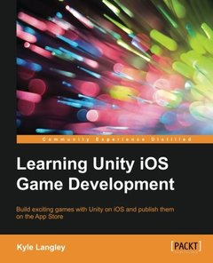 Learning Unity iOS Game Development-cover