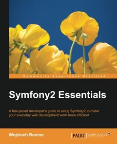 Symfony2 Essentials-cover