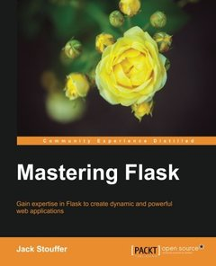 Mastering Flask-cover