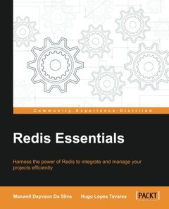 Redis Essentials-cover