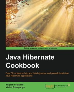 Java Hibernate Cookbook-cover