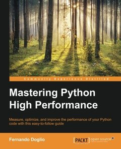 Mastering Python High Performance-cover
