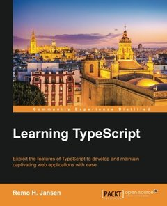 Learning TypeScript(Paperback)-cover