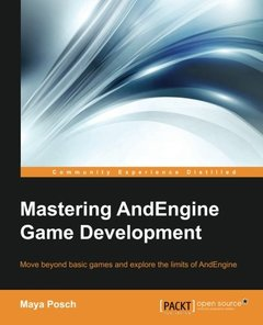 Mastering AndEngine Game Development-cover