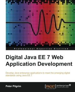 Java EE 7 Web Application Development-cover