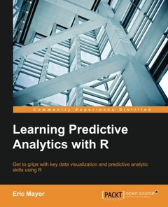 Learning Predictive Analytics with R-cover