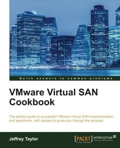 VMware Virtual SAN Cookbook-cover