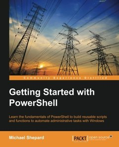 Getting Started with PowerShell-cover