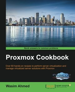 Proxmox Cookbook-cover