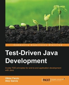 Test-Driven Java Development-cover