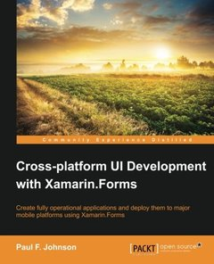 Cross-platform UI Development with Xamarin.Forms-cover