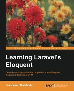 Learning Laravel's Eloquent-cover