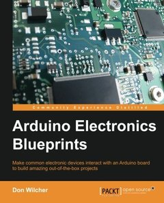 Arduino Electronics Blueprints-cover
