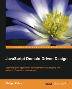 JavaScript Domain-Driven Design-cover
