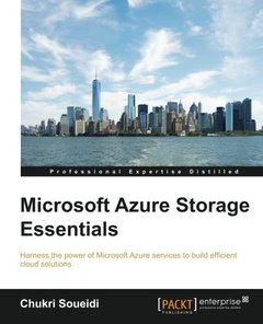 Microsoft Azure Storage Essentials-cover