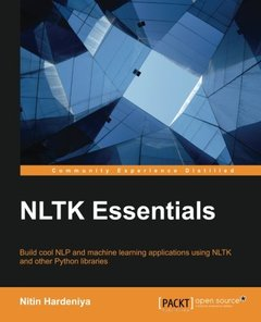 NLTK Essentials-cover