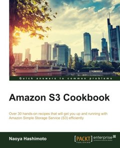 Amazon S3 Cookbook-cover